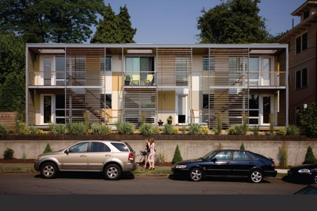 Modern home design portland oregon house design ideas Modern house portland