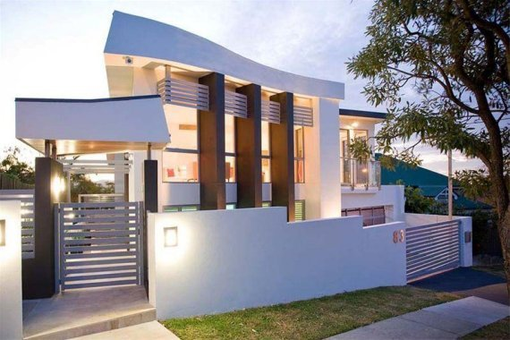 Contemporary House in Brisbane