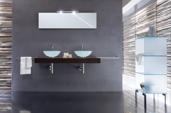 contemporary bathrooms | contemporist