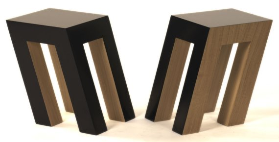 Optical Illusion Furniture