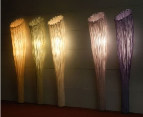 CONTEMPORIST  » Blog Archive   » Horn Floor Lamp by Ayala Serfaty