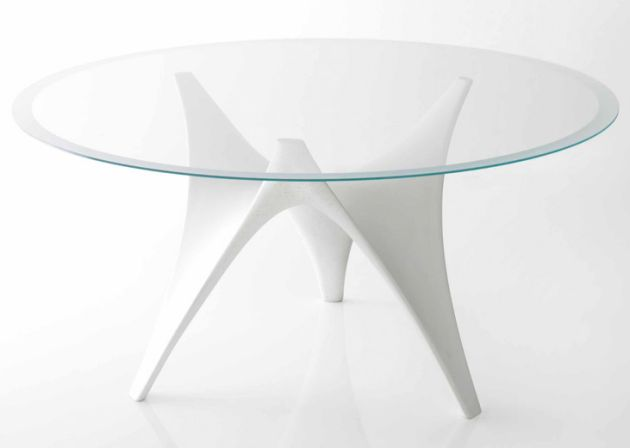 Arc Table by Foster+Partners