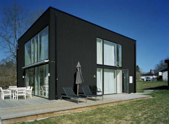 Arkitekthus Prefab Homes In Sweden Contemporist