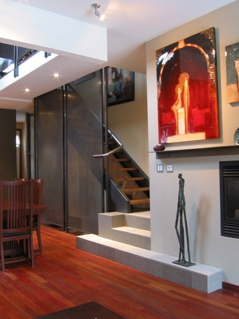 Staircase Inspiration From Basis Design Build