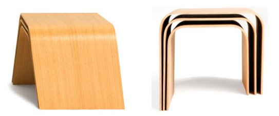 Ribbon Coffee Table