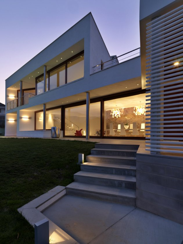 B house by duilio damilano contemporist B house