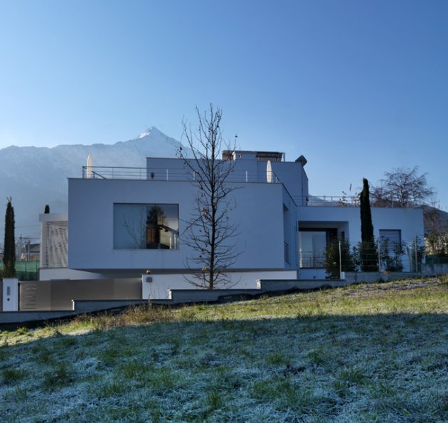 B house by duilio damilano contemporist for B house