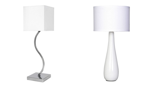Esse Table Lamp & Ballet Table Lamp