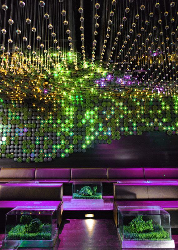 The Greenhouse Nightclub Interior By Bluarch Architecture