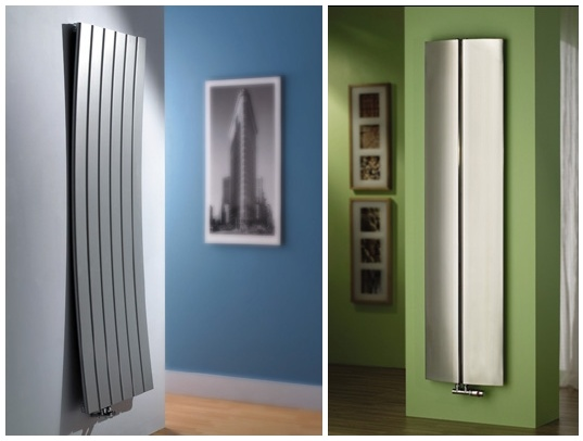 Flex & Wing Designer Radiators