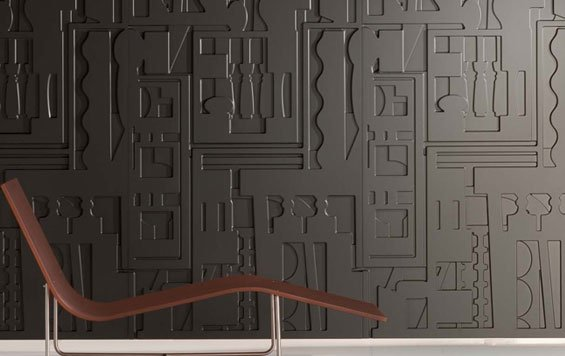 Wall Panels from B+N » CONTEMPORIST