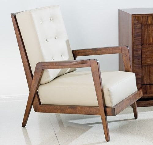 Armchairs that create style with wood contemporist for Wooden armchair designs