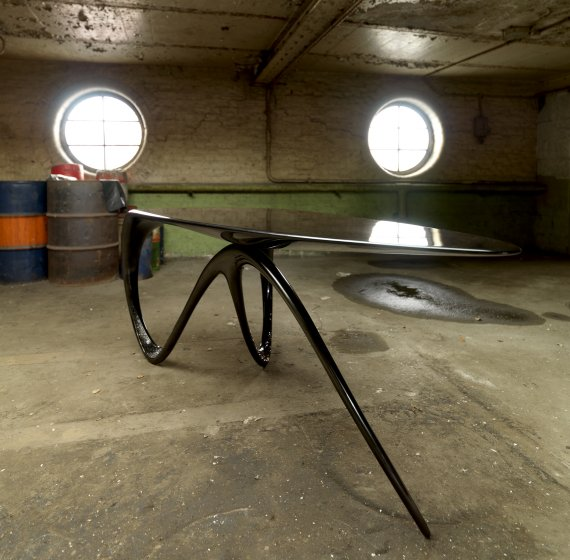 Jet Table by Brodie Neill