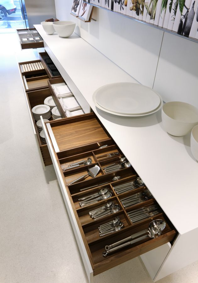 Contemporary kitchen inspiration from bulthaup contemporist for Kitchen design visit