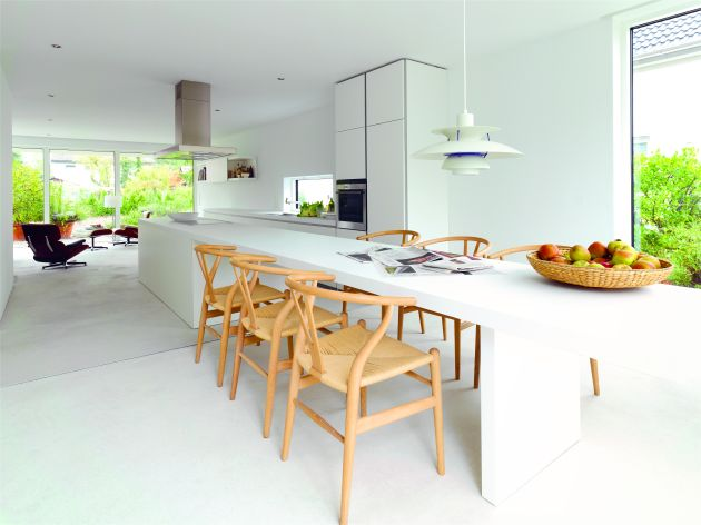 soulful by design Contemporary Kitchen Inspiration From