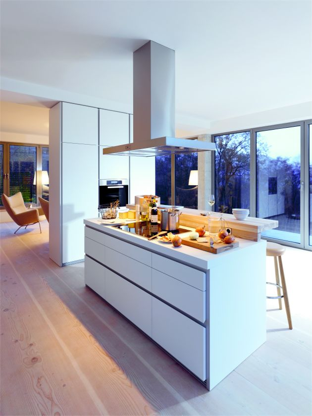 Contemporary Kitchen Inspiration From Bulthaup