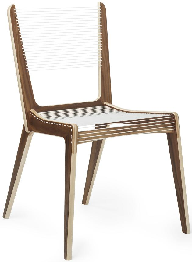 Incroyable The Cord Chair By Jacques Guillon