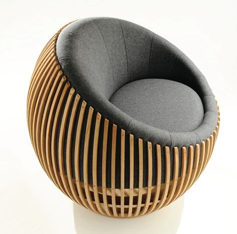 The motley iii collection by samuel chan for channels for Egg designs furniture