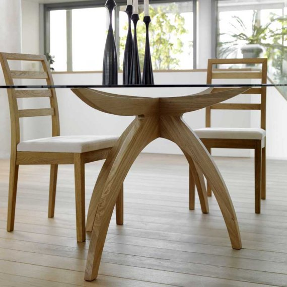 Boomerang Dining Table