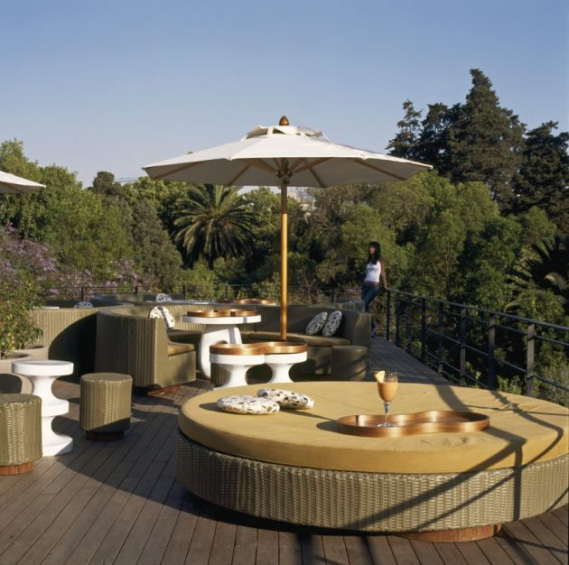 Condesa Df Hotel By Javier S 225 Nchez And India Mahdavi