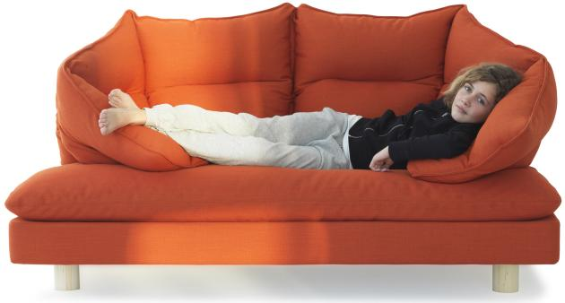 Peachy The Coussin Sofa By Inga Sempe Pabps2019 Chair Design Images Pabps2019Com