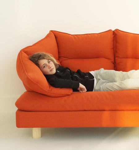 Fantastic The Coussin Sofa By Inga Sempe Pabps2019 Chair Design Images Pabps2019Com