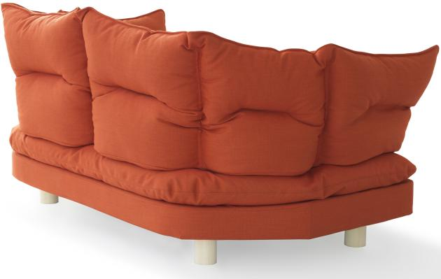 Excellent The Coussin Sofa By Inga Sempe Pabps2019 Chair Design Images Pabps2019Com