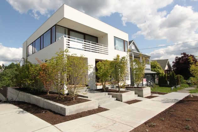 Marvelous Workshop For Architecture | Design Have Completed The Colman Triplex In  Seattle, Washington.