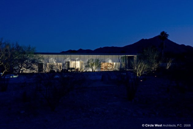 Great Visit The Website Of Circle West Architects U2013 Here. Desert Modern House Gallery