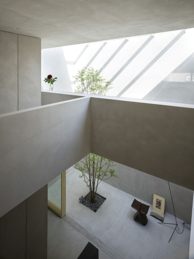 suppose design office. Simple Suppose House In Danbara By Suppose Design Office With H