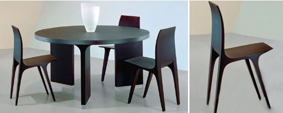 O+1 Table & Chairs