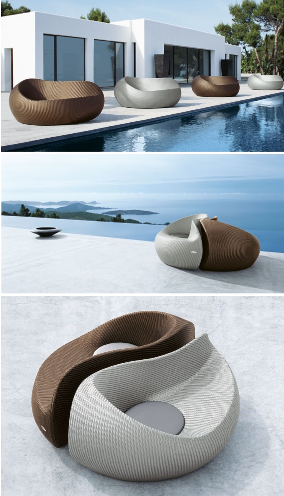 Yin Yang Beach Chair