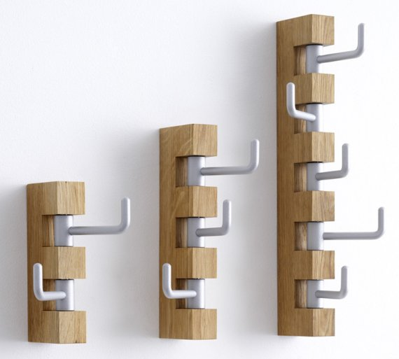 Quasimodo Coat Hanger From De Nord Contemporist