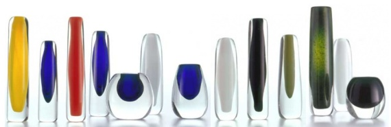 Art Range Glass Vases