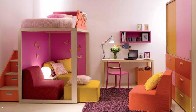 Children s bedrooms from dearkids contemporist - Kids bed room pic ...