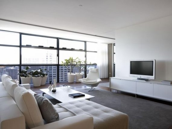 Interior Apartment modern apartment interior | contemporist