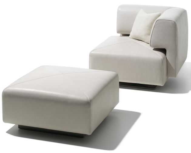 Ds 2410 Seating By Peter Maly And Birgit Hoffmann Contemporist - Ds-2410-sofa-by-peter-maly-and-birgit-hoffmann
