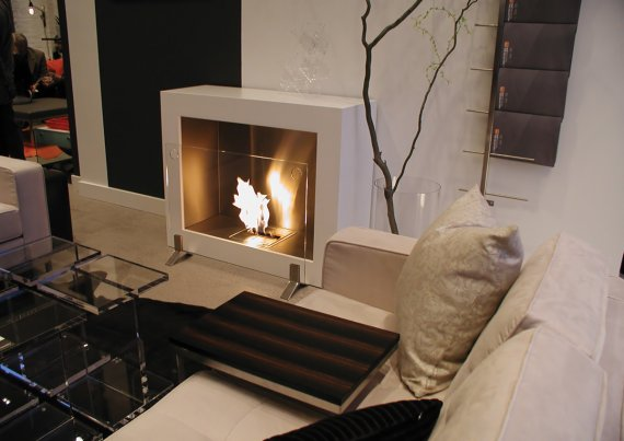 Modern Fireplace - Eco-Friendly Fireplaces CONTEMPORIST