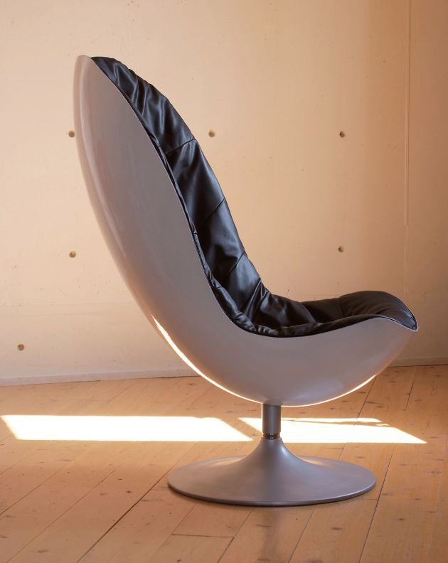 The Egg Form Chair by Kenji Miyamukai »  CONTEMPORIST :  contemporary design designer chair