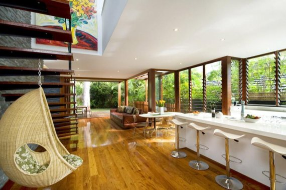 Contemporary House in Sydney