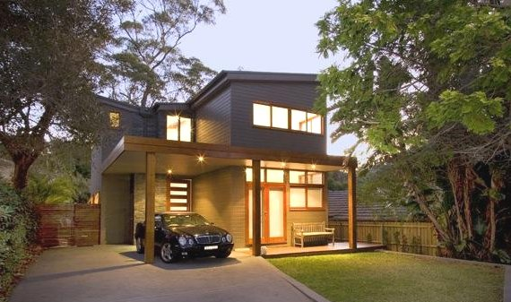 Contemporary House In Sydney Australia CONTEMPORIST