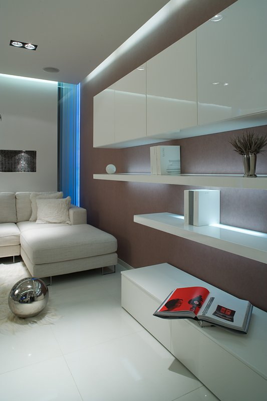 Interior For A Young And Modern Girl By ERGES