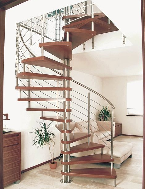 Contemporary Stairway