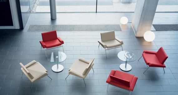 Wiesner-Hager - Eva Lounge Chair