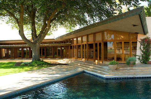 Ranch House Backyard Design : The home has been listed at $27 million, visit the website for more