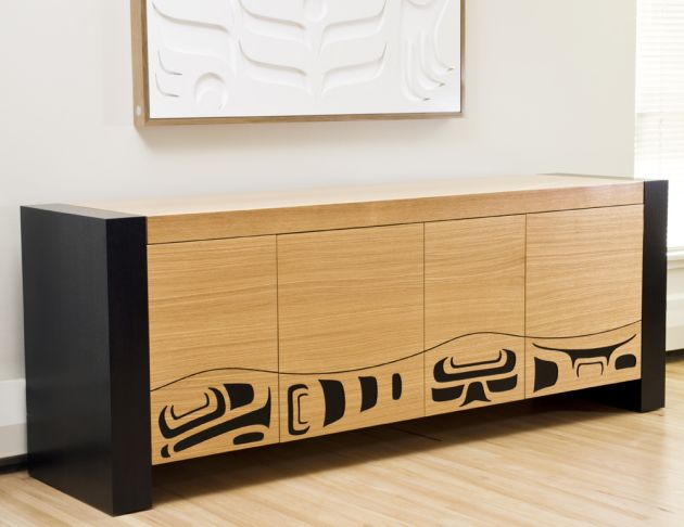 When Sheu0027s Not Working On Architectural Projects, Sabina Hill Works With  Aboriginal Artists To Create Custom Furniture, Art And Installations Which  Merge ...
