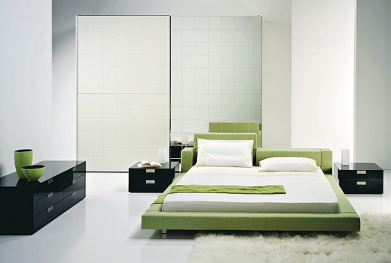 Letto Cubo Bed