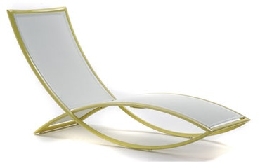 Chaise Longue FISH Seat