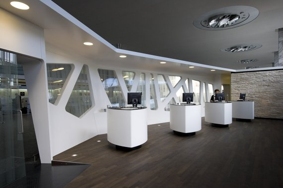 Swiff First Class Lounges