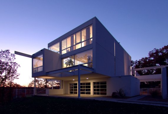 Magnificent House Plans From High Modern Homes Contemporist Largest Home Design Picture Inspirations Pitcheantrous